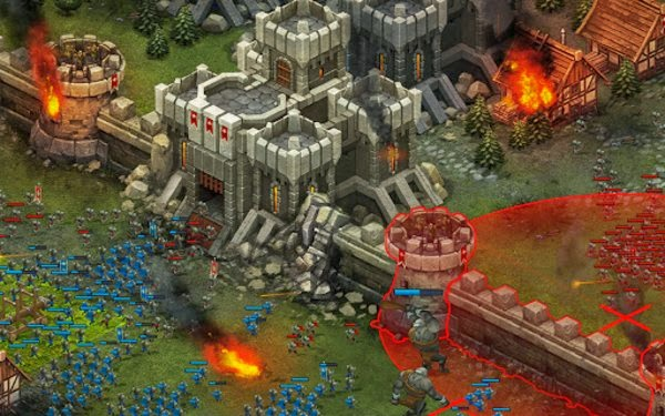 Free Download Throne Rush 2.3.6 APK