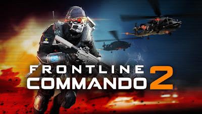 FRONTLINE COMMANDO 2 v3.0.2 MOD Apk