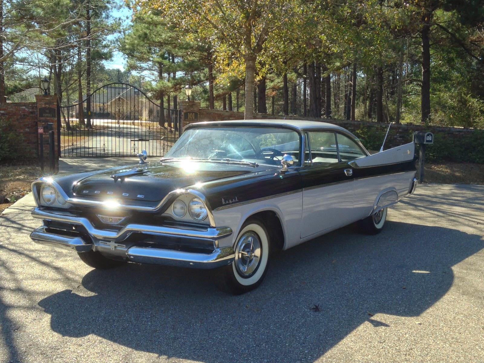 All American Classic Cars 1957 Dodge Royal Lancer 2 Door Hardtop 1949 Coronet