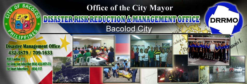 DISASTER RISK REDUCTION AND MANAGEMENT OFFICE BACOLOD CITY