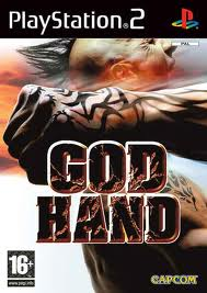 Password God Hand PS2