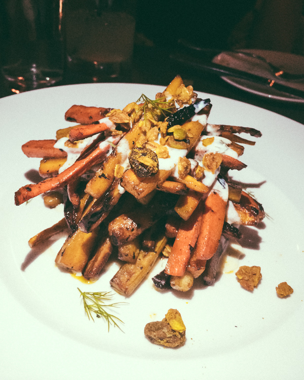 carrots at Josephine in Nashville, Tennessee