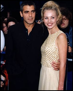 George clooney cute wife pics