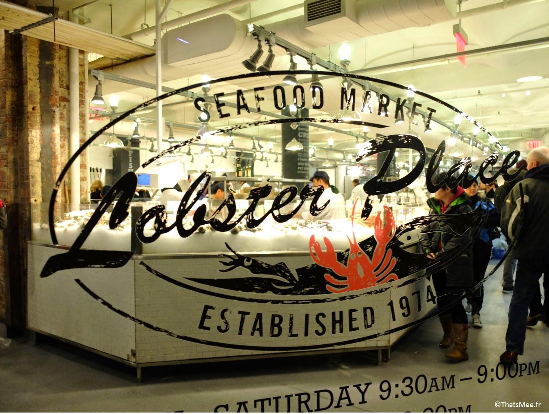 Lobester palais du homard Chelsea arket new-York