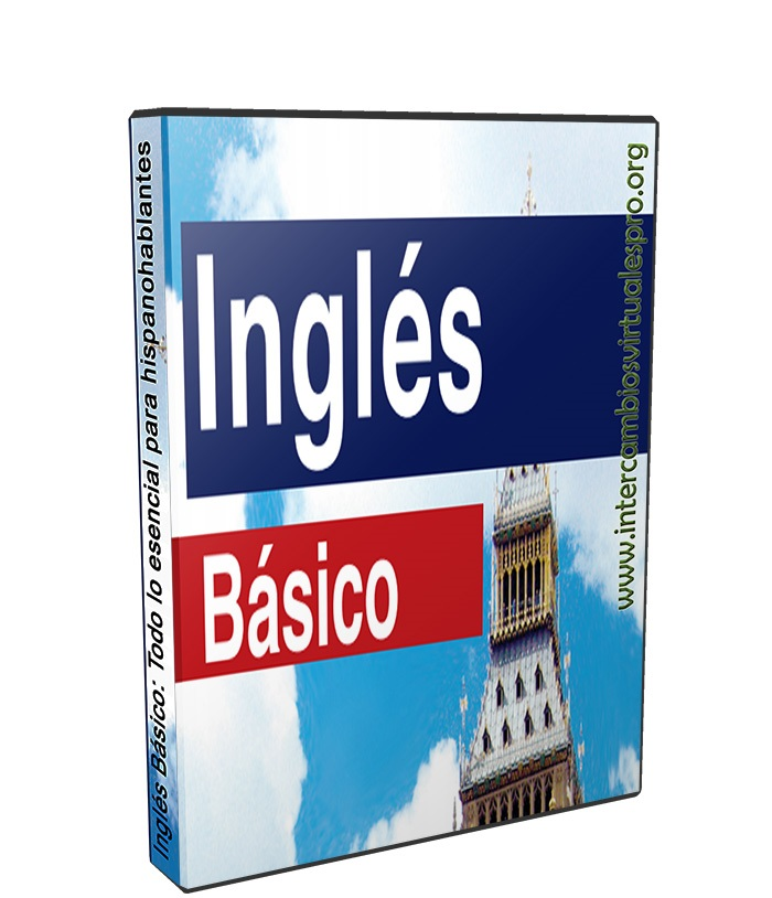 Inglés Básico Todo lo esencial para hispanohablantes poster box cover