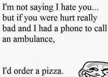 hate you jokes