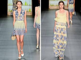 saia renda e saia longa tendência primavera verão 2013 fashion rio
