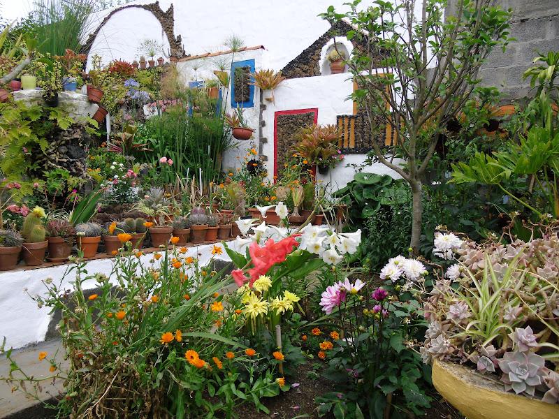 Pinturas vidrieras naturaleza y flores mi jardin en - Un jardin para mi ...