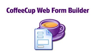 Coffee Cup Website Maker : CoffeeCup Web Form Builder v8.1 Registered Version ~ Computer Training