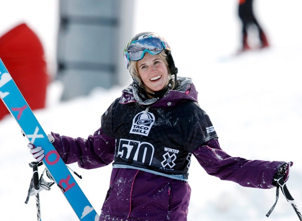 Sarah Burke Canadian Freestyle Skier Dies of Injuries NYTimes