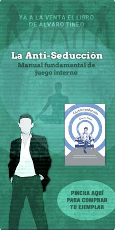 El libro: La anti-seduccion. Manual fundamental de Juego Interno