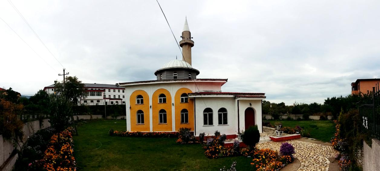 Xhamia e qytetit Puke