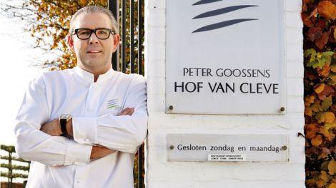 'Hof van Cleve' 荣获评比为全世界最佳餐厅的第三名