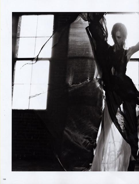 Karlie Kloss, Vogue Japan, editorial