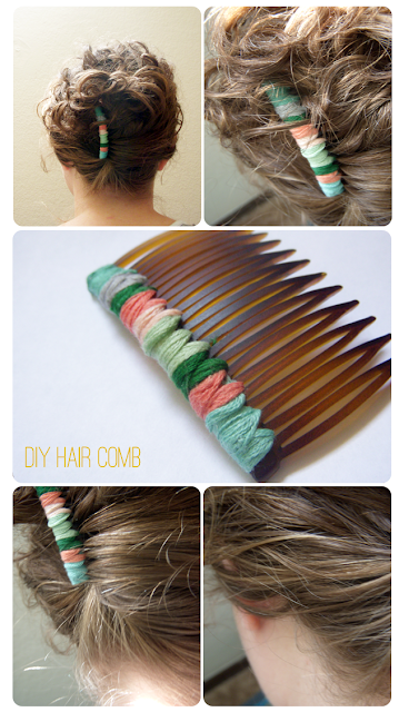 craft hair comb for women