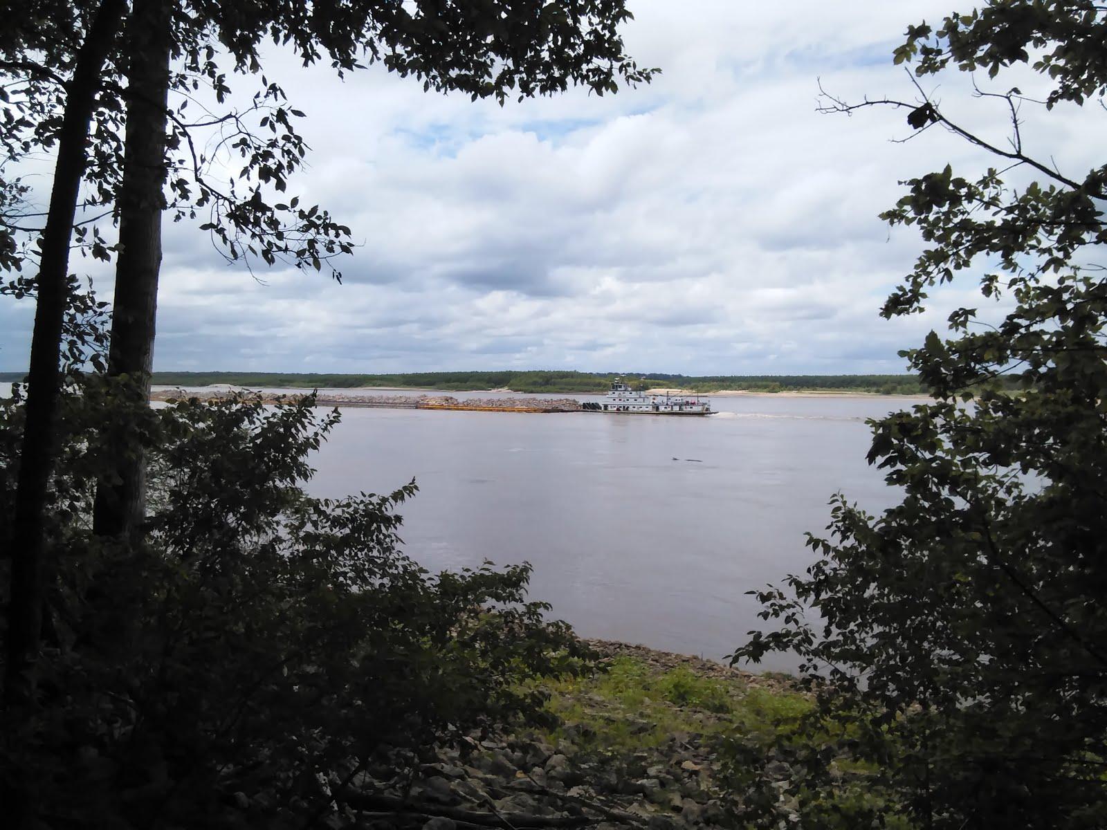 The Mississippi River