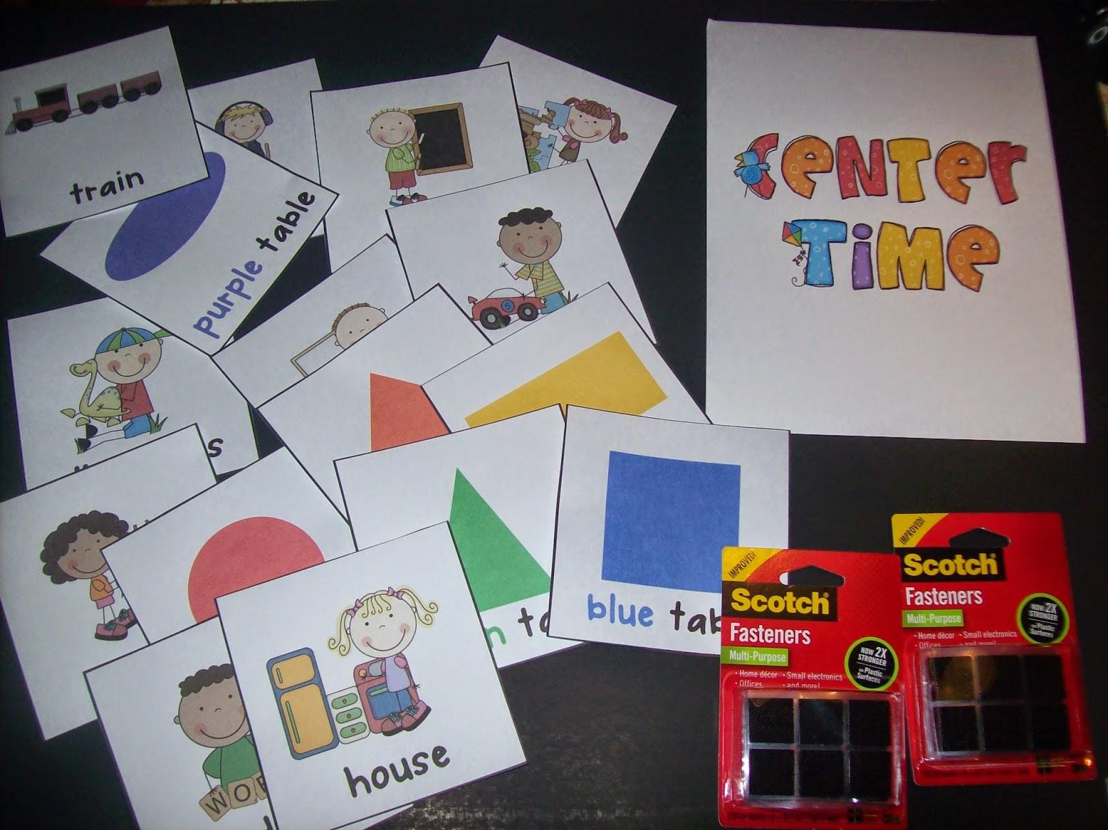 http://www.teacherspayteachers.com/Product/Versatile-Center-Chart-278420