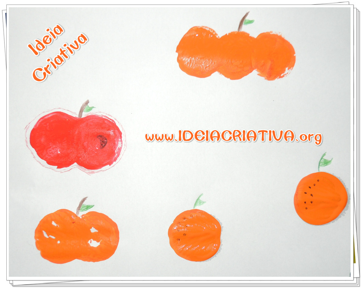 Atividades Educação Infantil com Técnica de Pintura Garrafa Pet