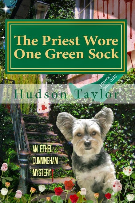 The Priest Wore One Green Sock