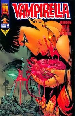 Vampirella 1 1997 Cover