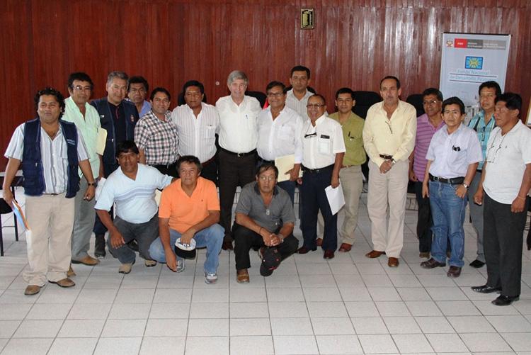 Pesca artesanal viceministro de pesquer a eduardo pastor for Ministerio de pesqueria