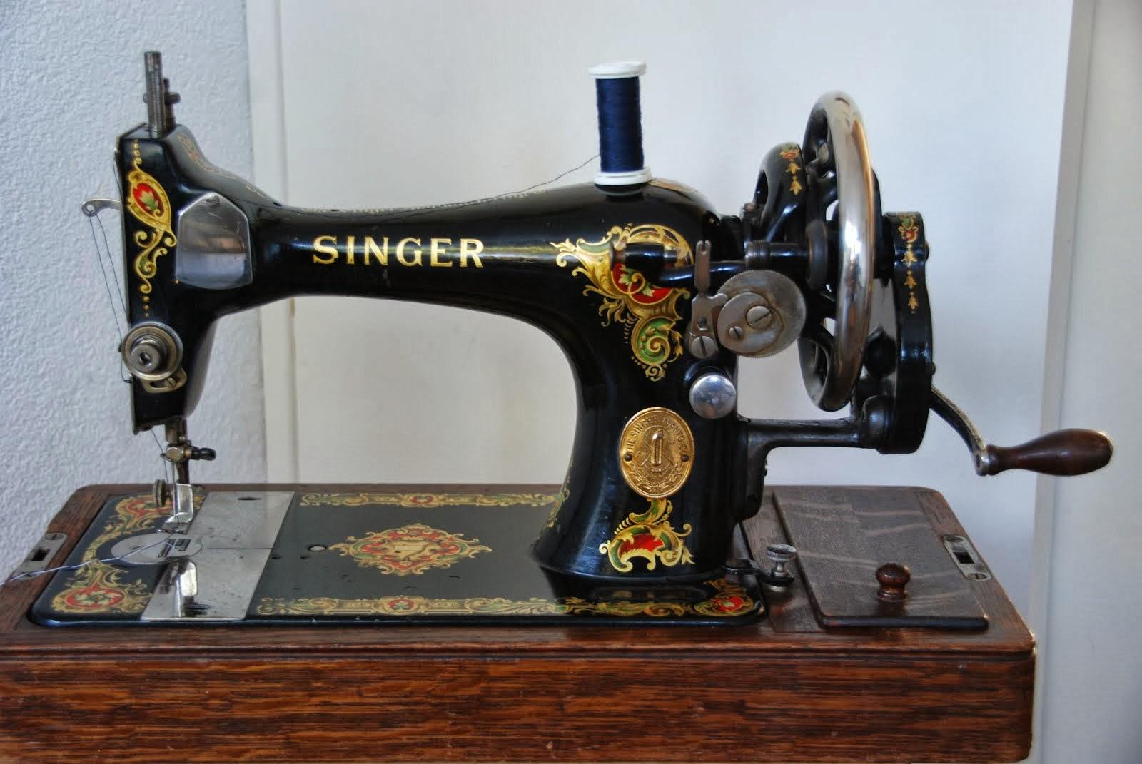 Singer 128K