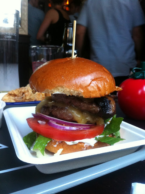 FattBurger - London Burger Roundup
