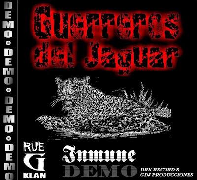 Guerreros del Jaguar - Inmune