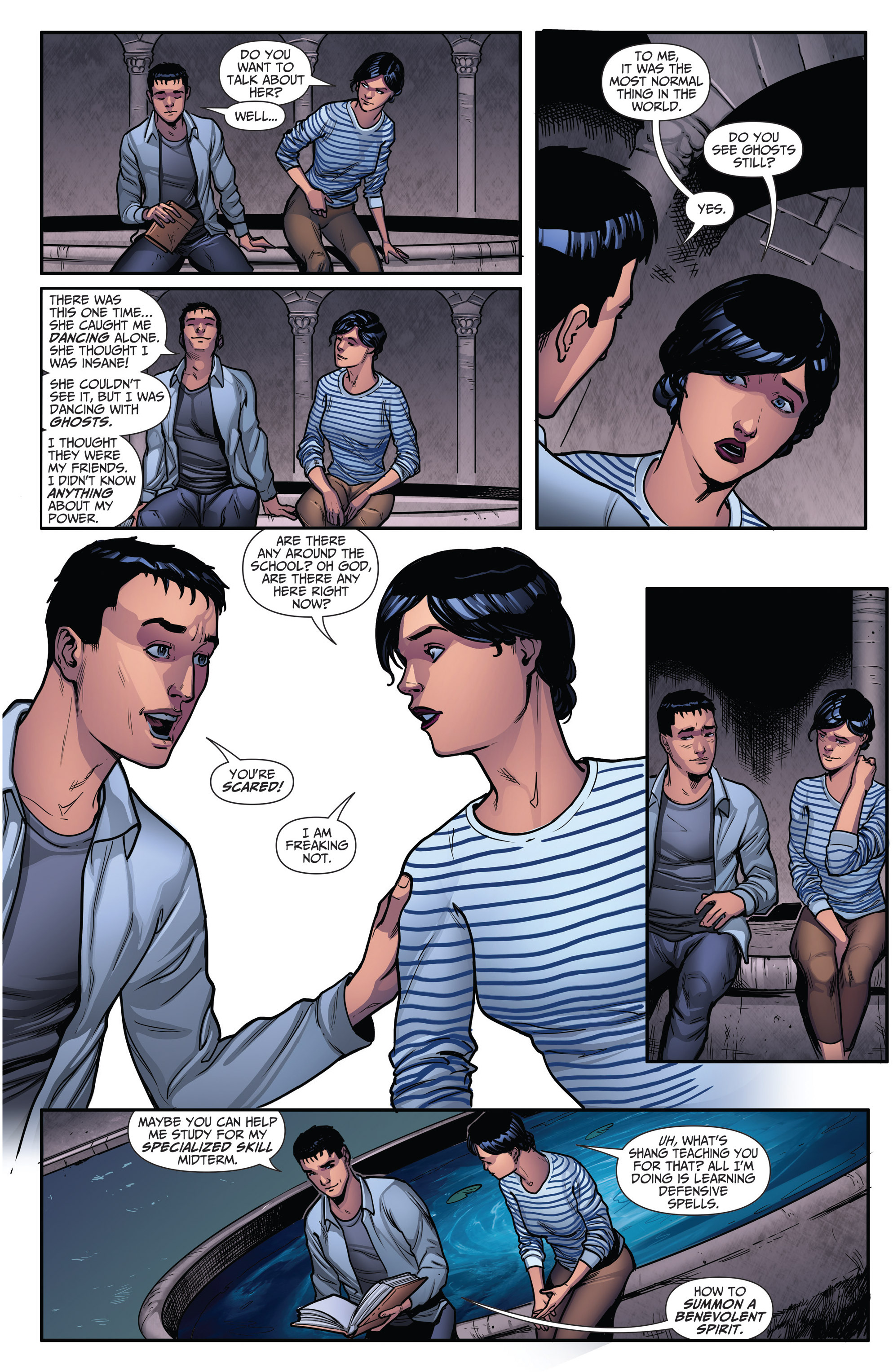 Grimm Fairy Tales (2005) Issue #107 #110 - English 20