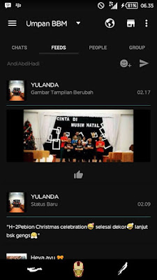 Preview BBM Black V2.11.0.16