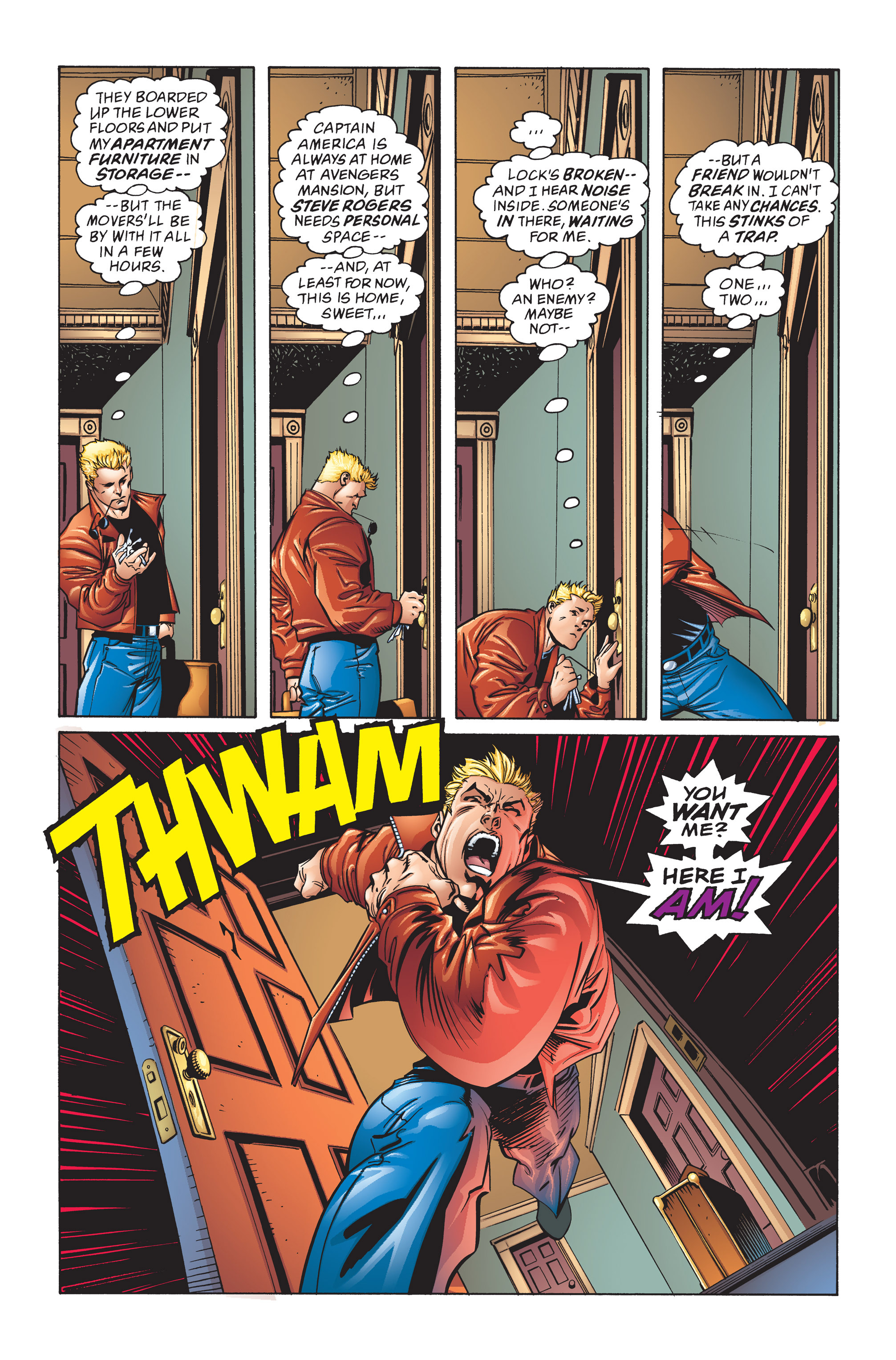 Captain America (1998) Issue #9 #15 - English 6