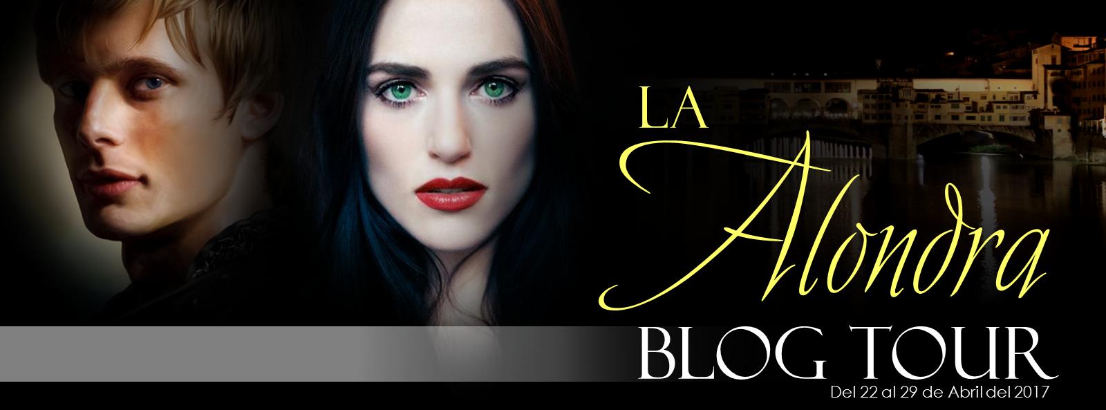 #BookTourLaAlondra