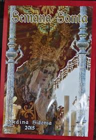 cartel semana santa de medina sidonia 2015