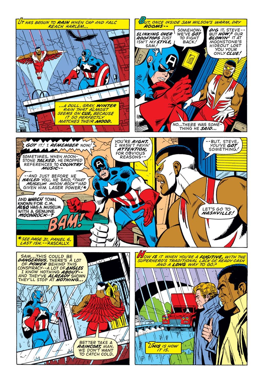 Captain America (1968) Issue #172 #86 - English 8