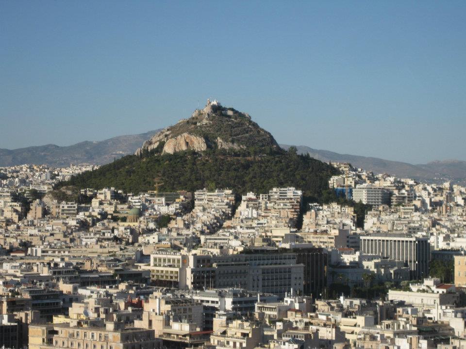 Mal di grecia atene imperdibile la miglior guida del web for Planimetrie del paese di collina