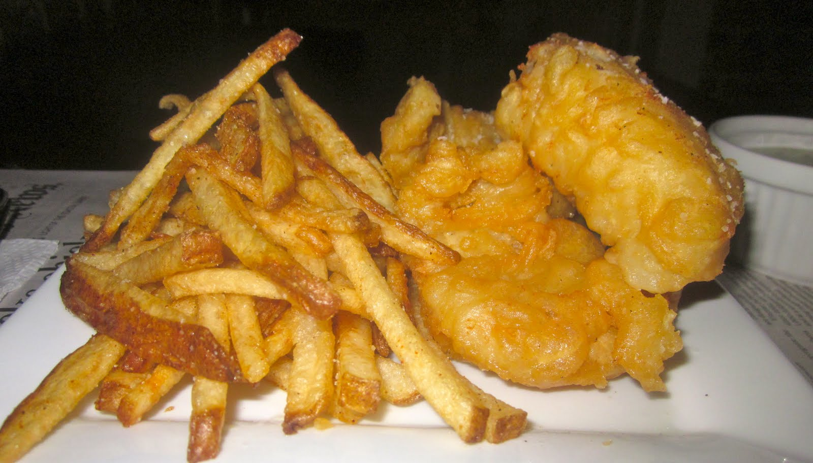 Haute + Heirloom: Fish & Vinegary Chips with Tartar Sauce