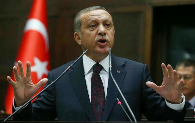 Tổng thổng Thổ Nhĩ Kỳ Recep Tayyip Erdogan