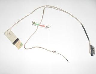 Kabel Flexibel LCD Asus A45 X45 K45 A45v A45d A85v A85d A85vd K45d