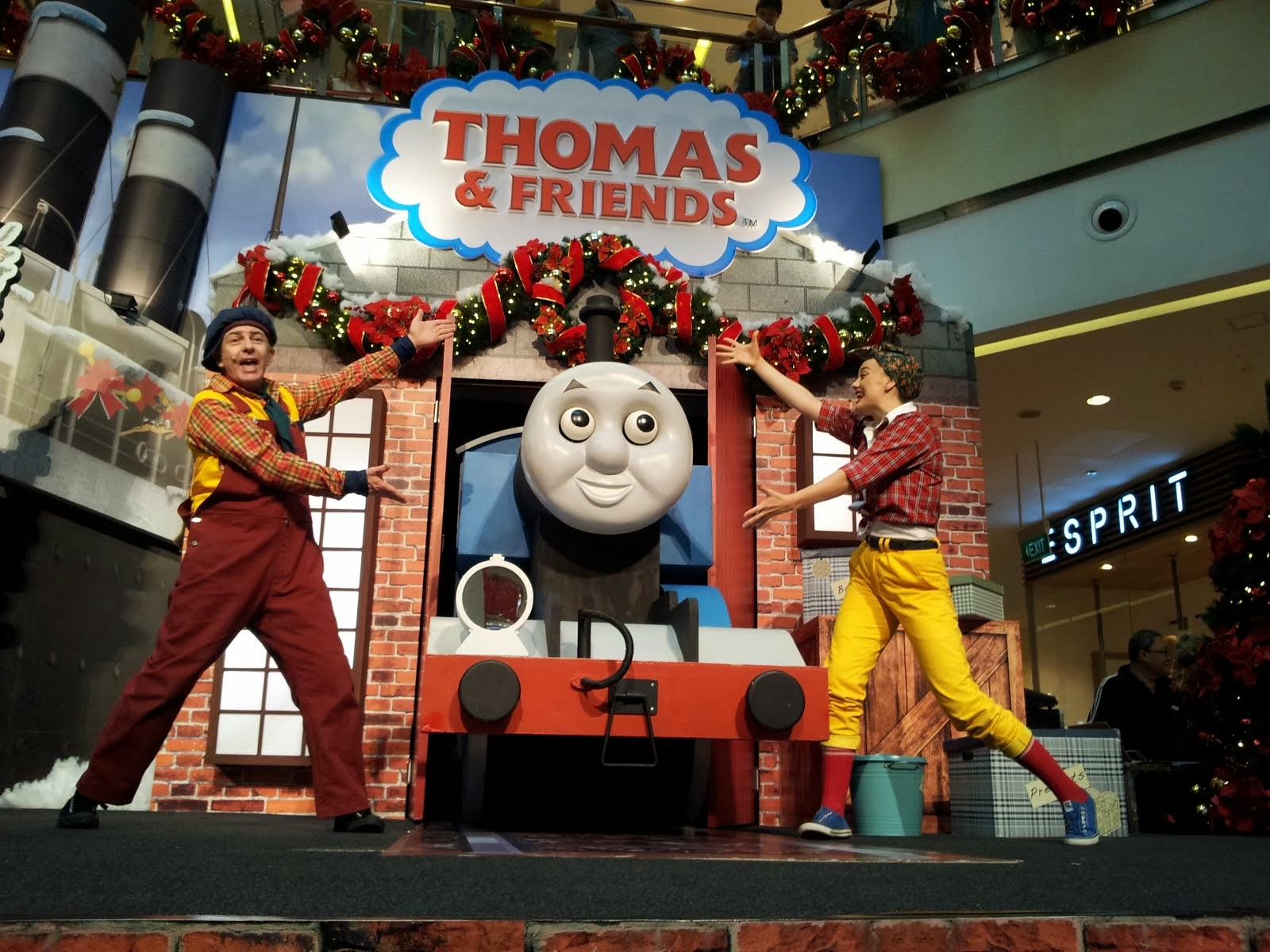 Thomas & Friends Live Show!