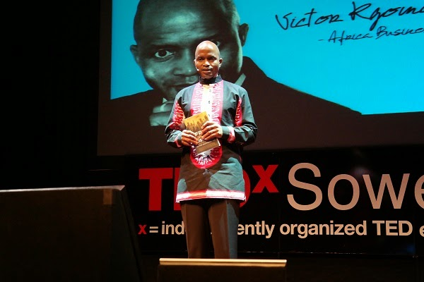TEDxAfrica| Changing the Way We  See Africa