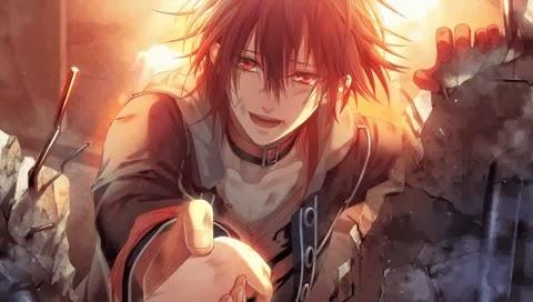 Amnesia Anime Heroine And Orion