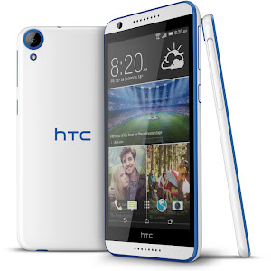HTC Desire 820 (blue)