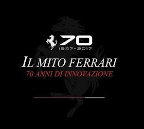 Ferrari compie 70 anni