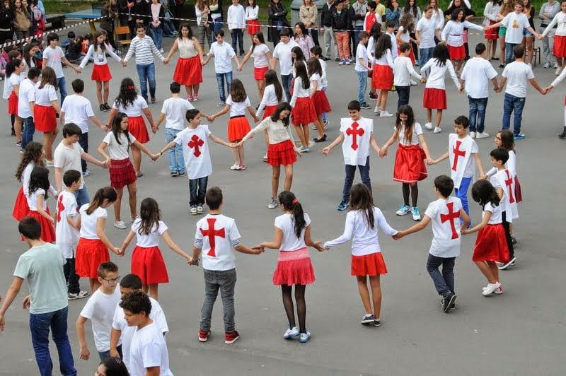 Dançar na Escola