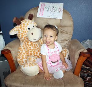 Mia - 12 months