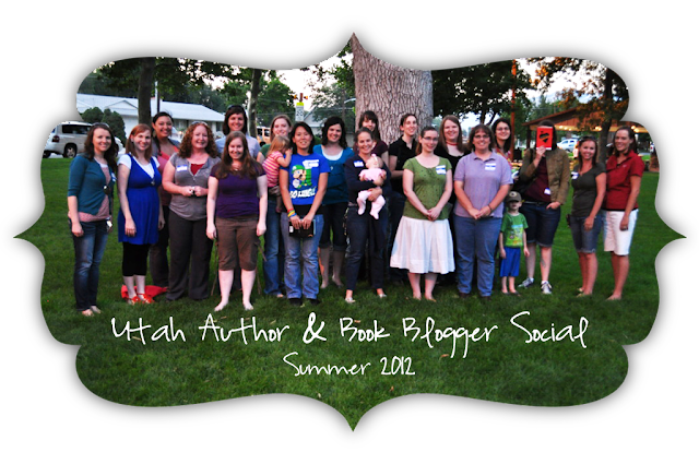 Utah author and book blogger summer social