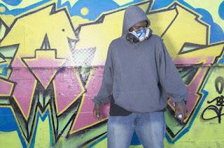Graffitis en Bolivia