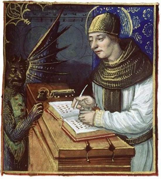 Codex Gigas, un libro escrito por el diablo
