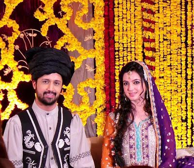 Atif - Sara Wedding Images