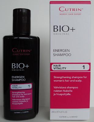Cutrin Bio+ Energen Shampoo